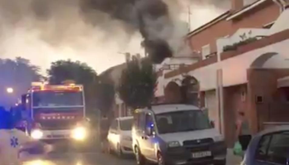 El jutge decreta l'ingrés a Pere Mata per haver cremat el seu habitatge intencionadament