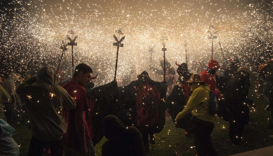 La Nit del Foc encendrà els carrers cambrilencs d'espectacle i tradició