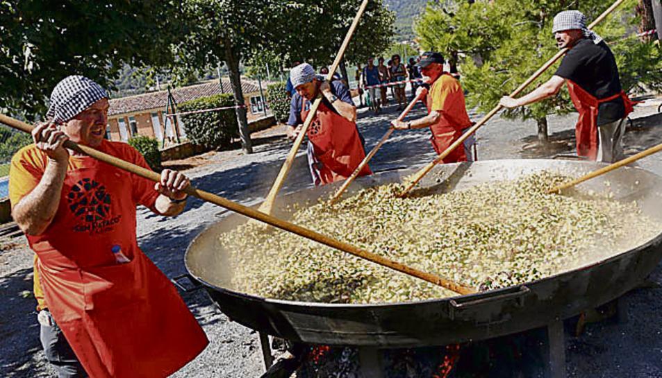 Alforja celebra el diumenge la tercera edició de la Fira del Pataco