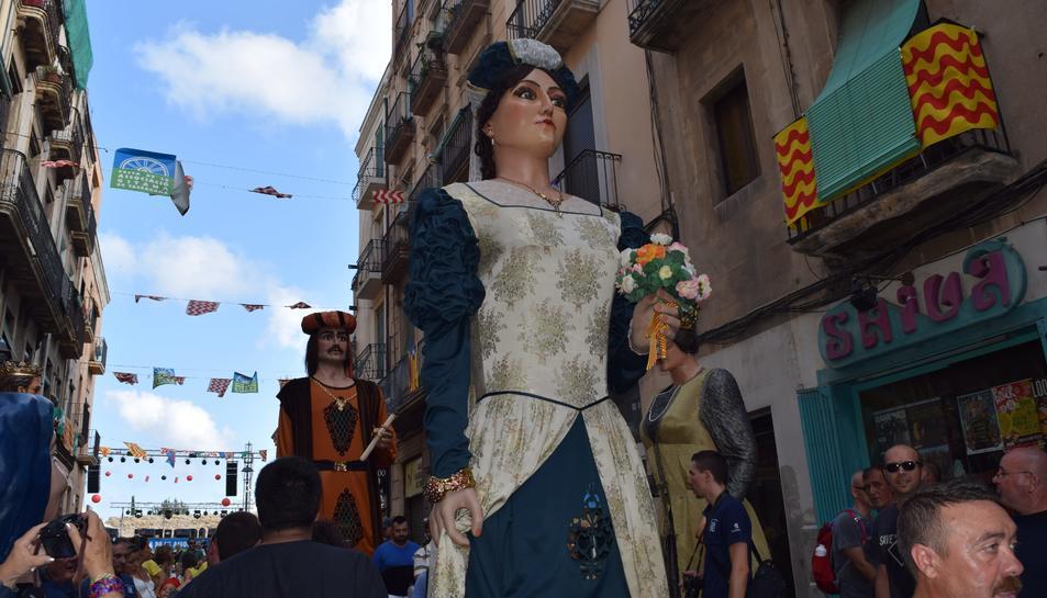 La Festa Gitana de Tarragona rendeix homenatge als 25 anys del poble gitano a la ciutat