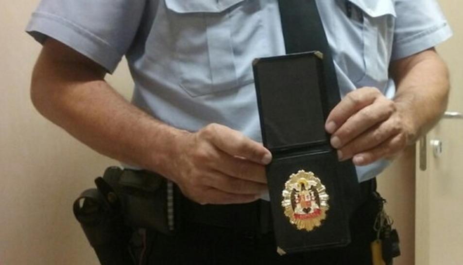 Dos detinguts a Tarragona per cometre furts a l'AP-7 fent-se passar per policies