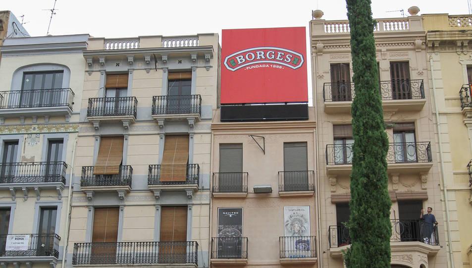 Problemes tècnics obliguen Borges a apagar el rellotge de la plaça Prim