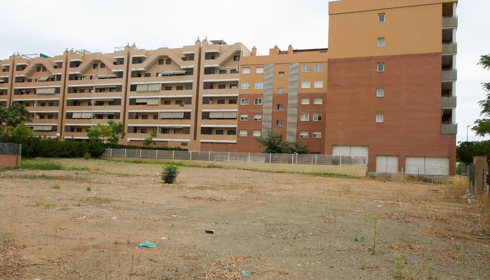 Busquen inversors per construir un hotel projectat a Mas Iglesias al 2009