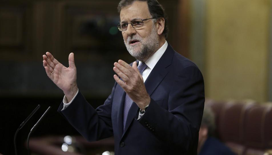 Per Rajoy Tarragona és un exemple de pluralitat democràtica a Catalunya