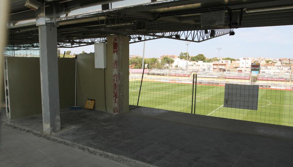 L'Estadi inicia els treballs preliminars del segon projecte per Tarragona 2017