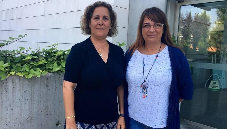 Reyes Pino és la regidora escollida per substituir a Marta Cortés com a portaveu de Ciutadans