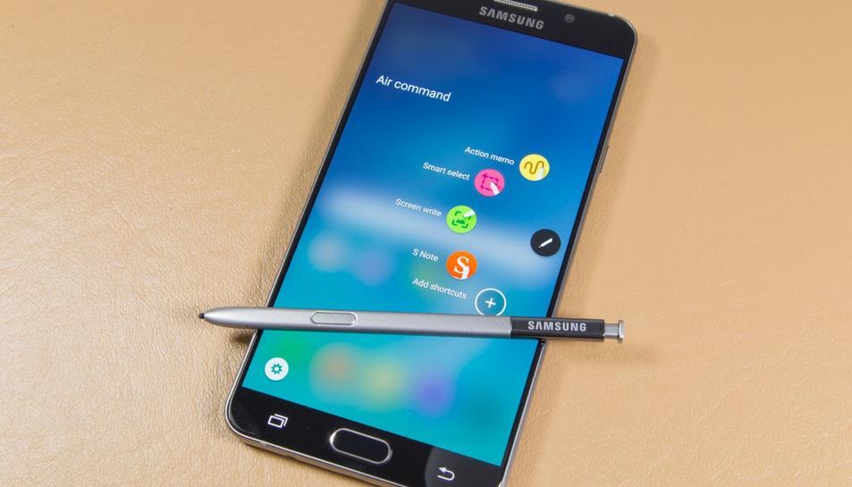 Samsung retira provisionalment el Galaxy Note 7 després de diversos casos de ignició
