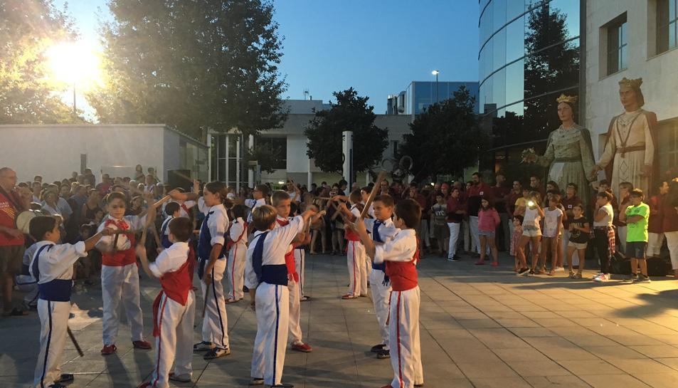 La Festa Major de Cambrils esclata amb la Cercavila popular