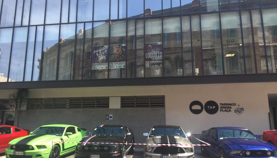 La Tarraco Arena Plaça viatja al cor d'Amèrica
