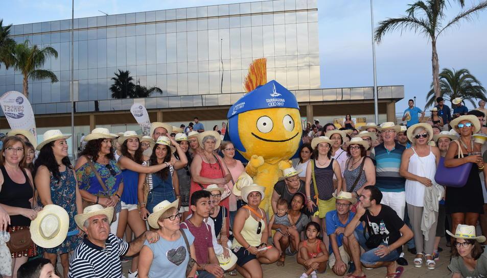 Tarragona 2017 compta ja amb quasi 5.800 voluntaris