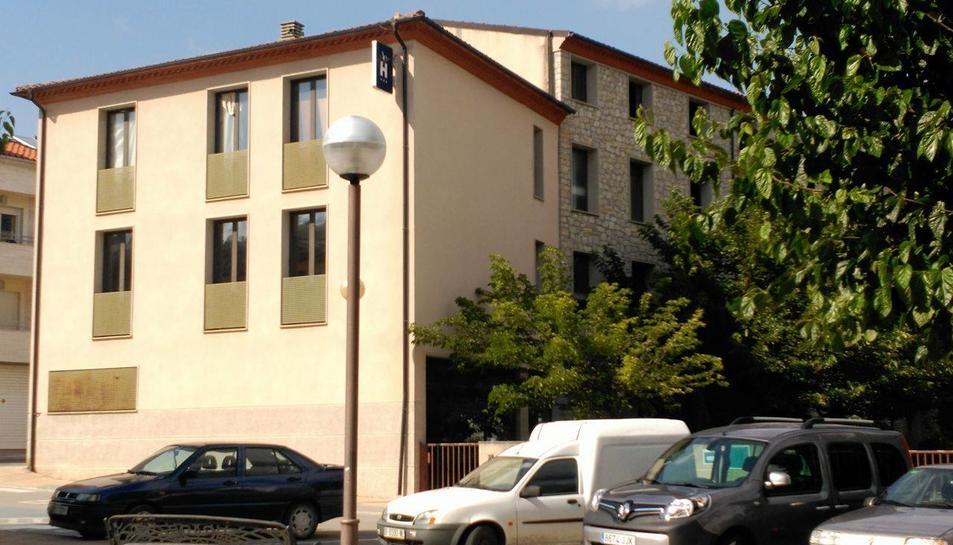 L'Ajuntament amplia els usos de l'hotel de Santa Coloma de Queralt