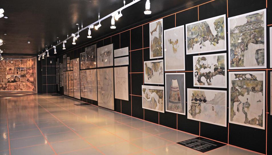 """L'Exposició """"Re-descobrint Centcelles"""" rep el Premi Musa en la XXIV edició dels Premis Auriga"""