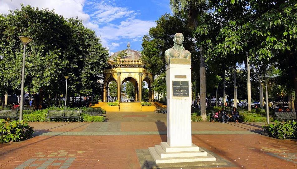 El selvatà va ser detingut al parc Enriquillo de Santo Domingo