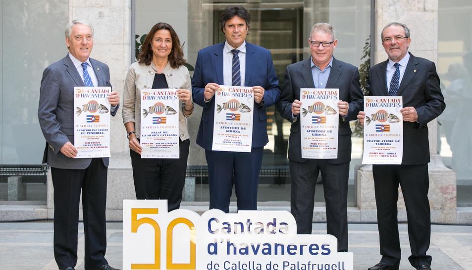 La presentació l'han fet a Girona els presidents de les Diputacions.
