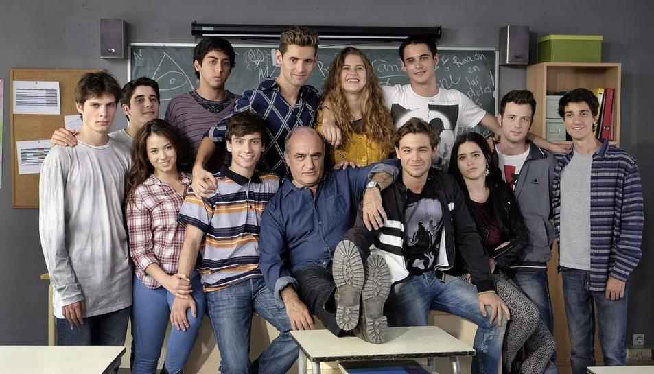 'Merlí' tornarà a ser una de les apostes de ficció de TV3 per la nova temporada.