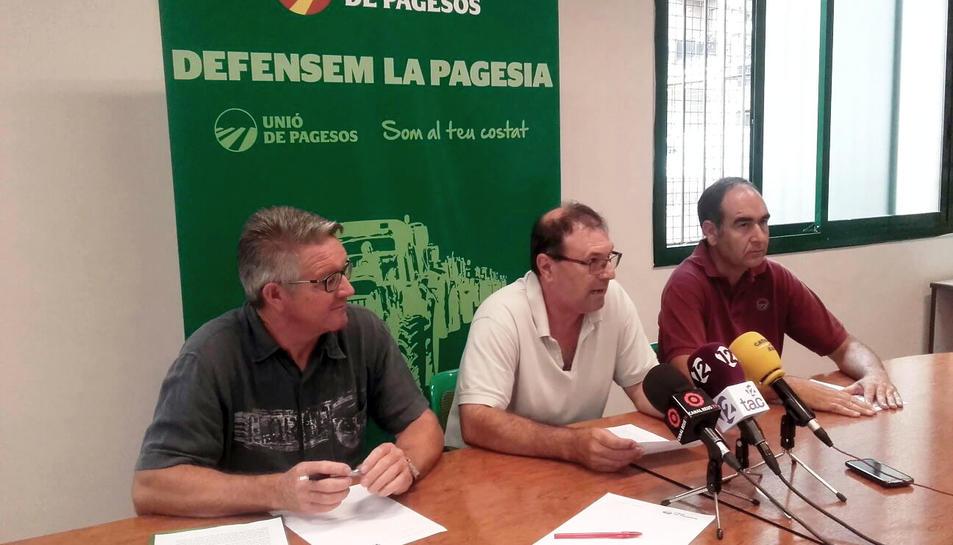 Els responsables del sindicat han exposat aquest dimecres les seves queixes.