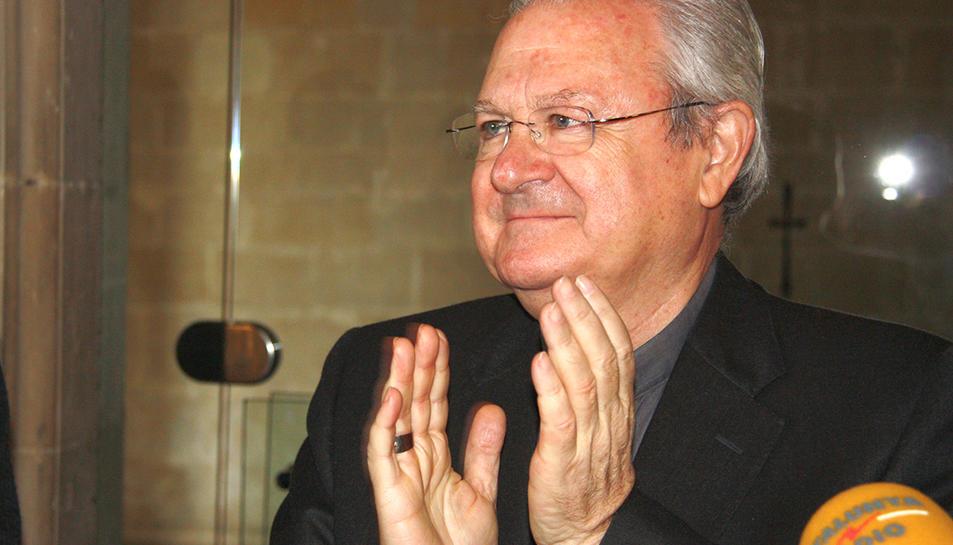 Xavier Salinas, en una imatge d'arxiu.