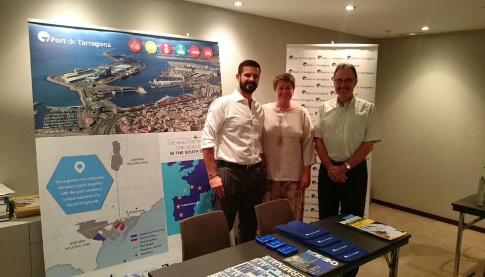 Els assistents han destacat el bon posicionament del clúster ChemMed Tarragona.