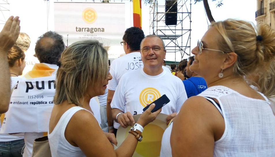 Tarragona viu la manifestació més multitudinària de la seva història.