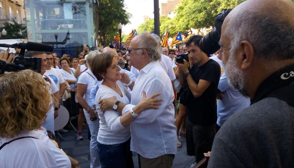 Tarragona viu la manifestació més multitudinària de la seva història
