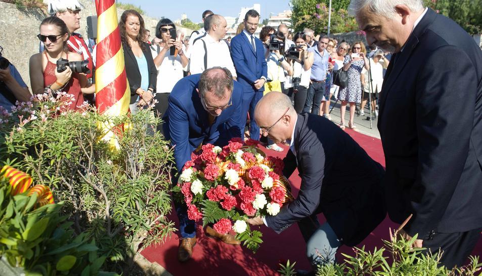 Ballesteros creu que la mobilització de l'ANC i Òmnium a Tarragona serà una «gran festa»