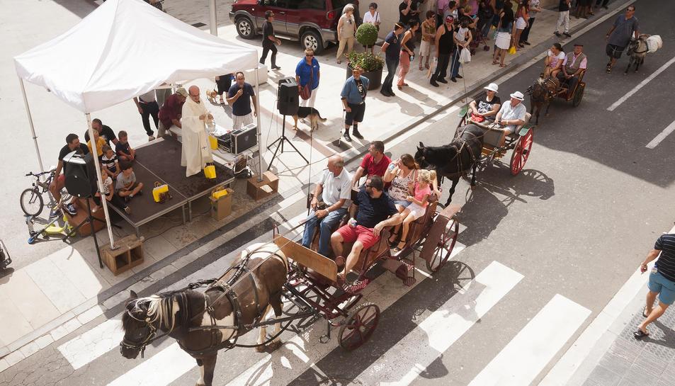 La Canonja celebra la festa dels Tres Tombs
