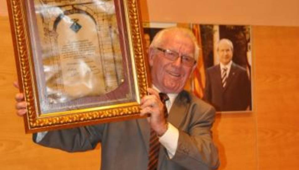 Torredembarra s'acomiada del seu fill predilecte Anton Gras