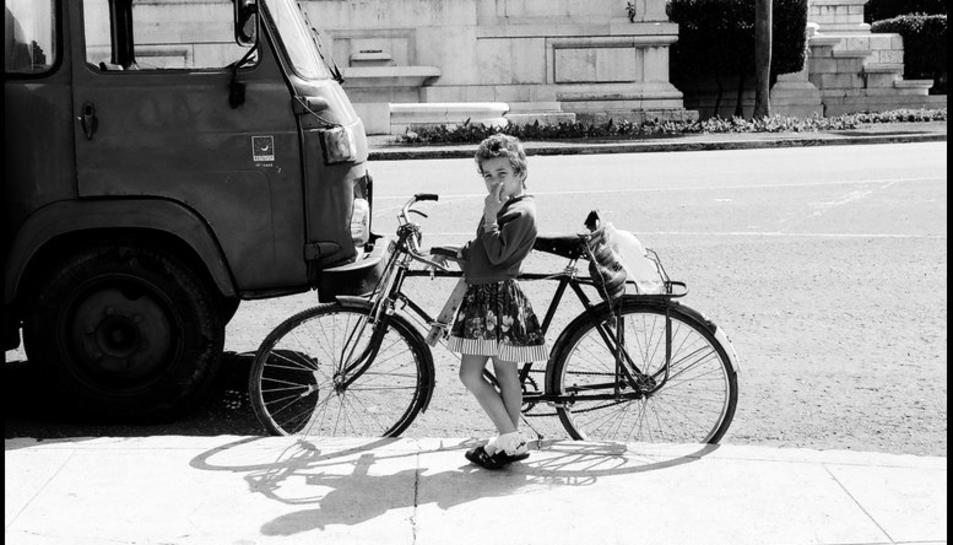 Una de les fotografies que recull el llibre 'Havana Bike'.