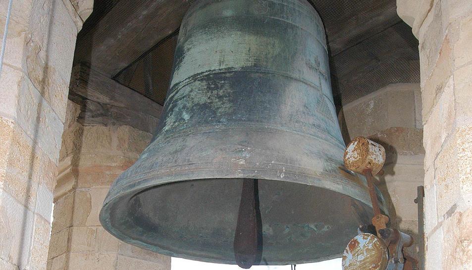 Les campanes de la Catedral de Tarragona