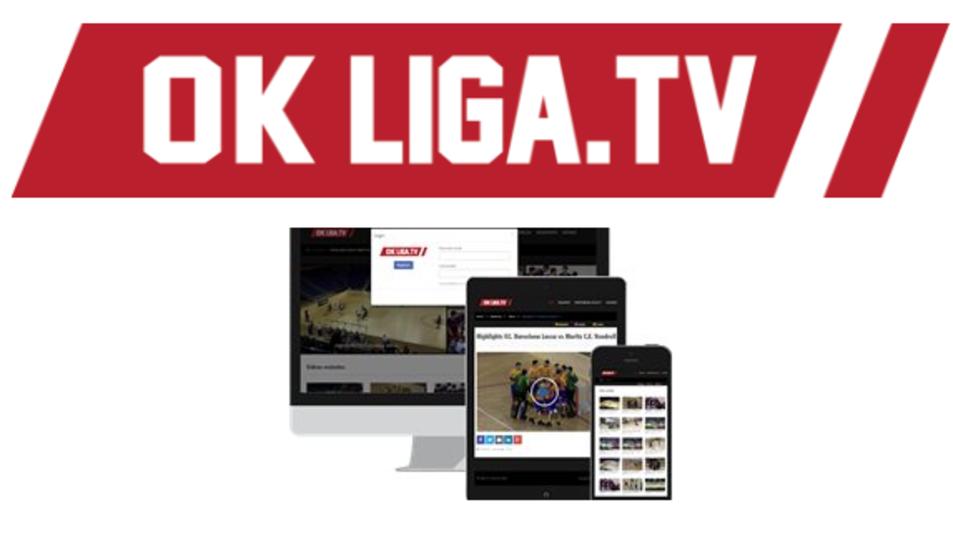 El canal OK Liga TV es podrà veure des de diferents dispositius.