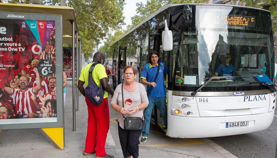 """La Junta de govern local adjudicarà dintre de pocs dies la redacció d'un projecte pel """"Disseny d'un servei de Transport Urbà al municipi de Vila-seca""""."""