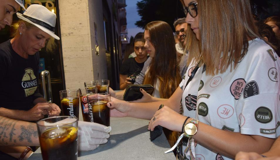La Víbria, nova imatge del got de 'La Tabacalera'