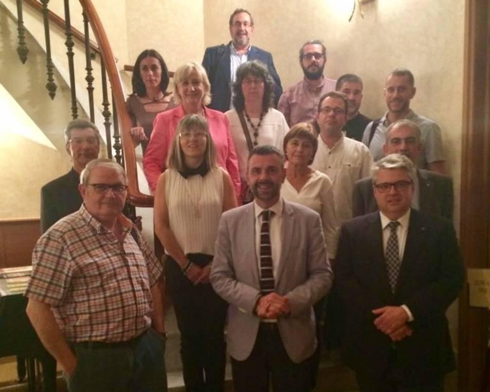 El Departament de Cultura crea el Consell assessor territorial de Tarragona