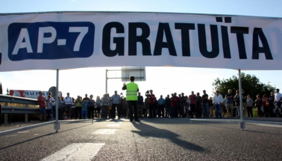 El subdelegat del govern espanyol a Tarragona reitera que no es renovarà la concessió de l'AP-7