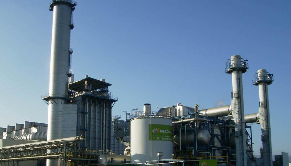 La planta de Tarragona Power d'Iberdrola.