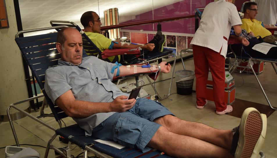 La Marató de Donació de Sang de Tarragona esperacomptar amb la solidaritati el compromís de més de 1.000 donantsen la seva dotzena edició.
