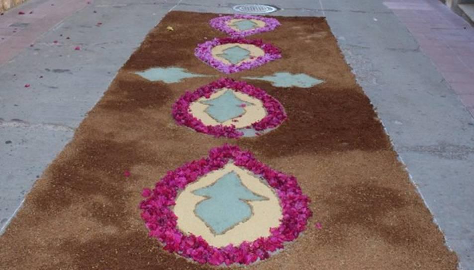 El Creixell celebra la Processó del Santíssim Sagrament