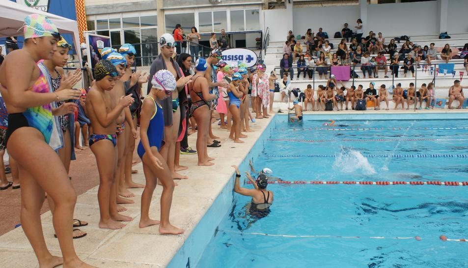 Club Natació Tàrraco ofereix Natació per a tothom