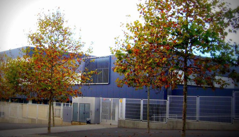 L'institut Mediterrània del Vendrell.
