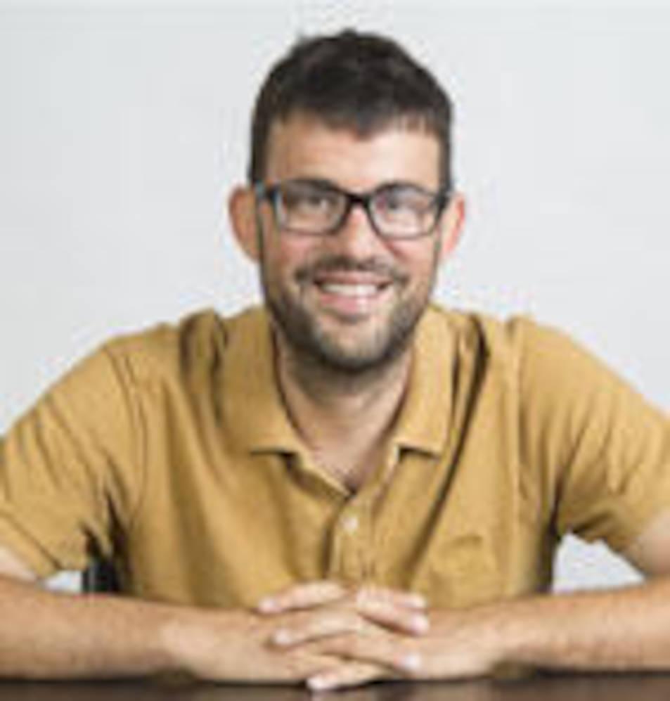 El regidor de Cunit, Jaume Casañas