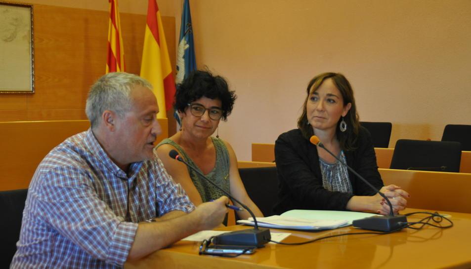 Imatge de la presentació del concurs, aquest dimecres a Torredembarra.