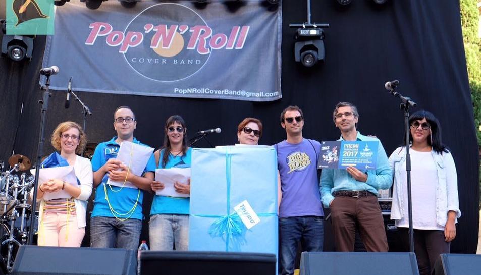Natalia Segura, Sergio Ganado i Judith Mínguez, guanyadors de #QuelaTeclaTacompanyi