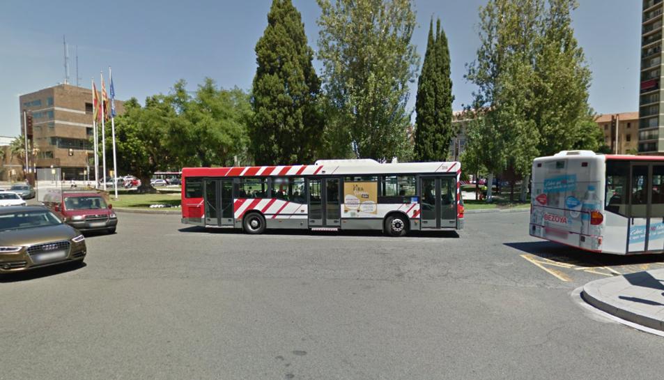 L'atropellament s'ha produït al pas de zebra de l'avinguda Lluís Companys a la plaça Imperial Tarraco.
