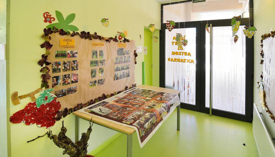 La llar d'infants Lo Panilló de Gandesa