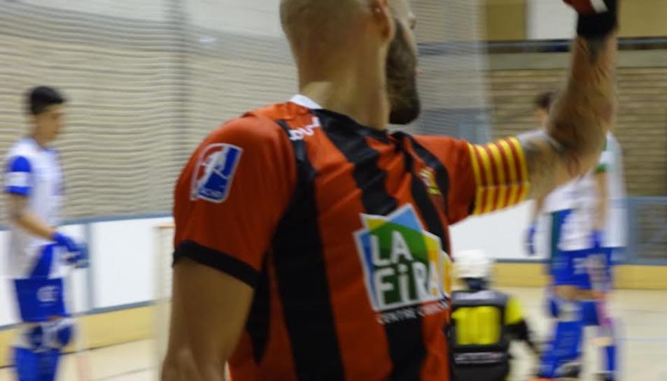 Marín ha estat l'autor del gol reusenc.