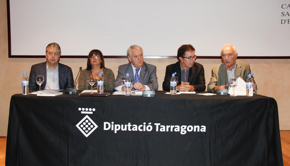 Presenten la 'Cartografia literària del Priorat' d'Eugeni Perea