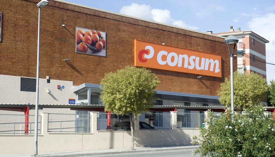Consum obre nova botiga a Constantí dijous i inaugurarà altra a la Canonja