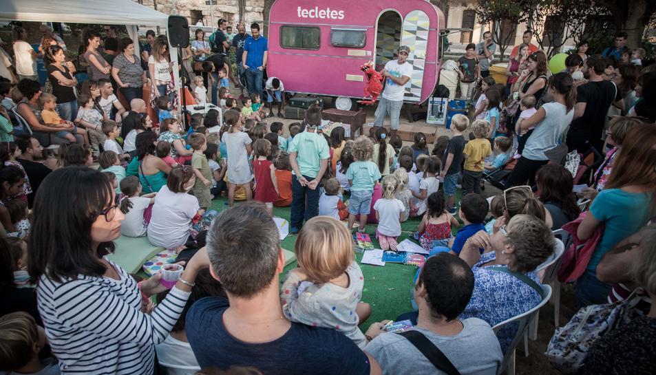 La Terrasseta rep més de 15.000 persones en la seva edició més multitudinària