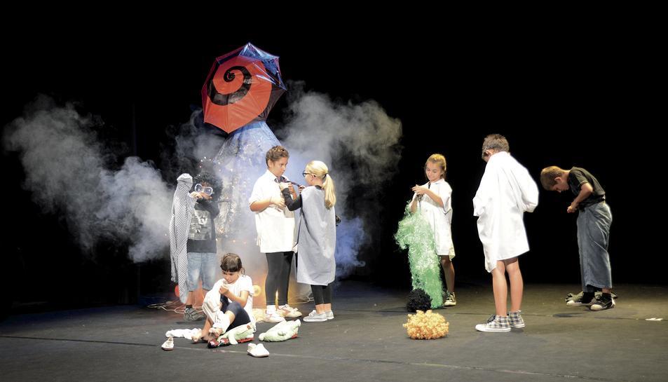 La Pobla puja el teló d'una nova edició de la Mostra de Teatre Carme Baget