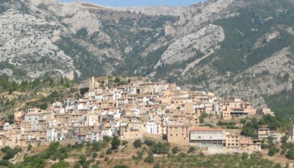 Imatge del municipi de Paüls.